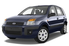 Ford Fusion Style Kleinwagen (2002 - 2012) 5 Türen seitlich vorne mit Felge