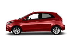 Ford Ka Cool & Sound Kleinwagen (2016 - heute) 5 Türen Seitenansicht