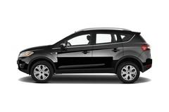 Ford Kuga Trend SUV (2008 - 2012) 5 Türen Seitenansicht