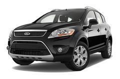 Ford Kuga Trend SUV (2008 - 2012) 5 Türen seitlich vorne mit Felge