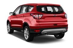 Ford Kuga Titanium SUV (2013 - heute) 5 Türen seitlich hinten