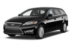 Ford Mondeo Titanium Kombi (2007 - 2014) 5 Türen seitlich vorne