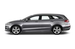 Ford Mondeo Titanium Kombi (2014 - heute) 5 Türen Seitenansicht