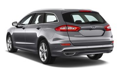Ford Mondeo Titanium Kombi (2014 - heute) 5 Türen seitlich hinten