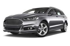 Ford Mondeo Titanium Kombi (2014 - heute) 5 Türen seitlich vorne mit Felge