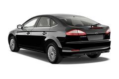 Ford Mondeo Ghia Limousine (2007 - 2014) 5 Türen seitlich hinten