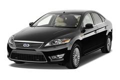 Ford Mondeo Ghia Limousine (2007 - 2014) 5 Türen seitlich vorne