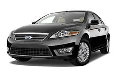 Ford Mondeo Ghia Limousine (2007 - 2014) 5 Türen seitlich vorne mit Felge