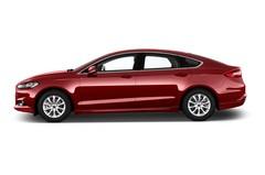 Ford Mondeo Titanium Limousine (2014 - heute) 5 Türen Seitenansicht