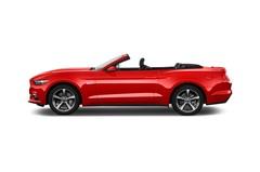 Ford Mustang GT Cabrio (2014 - heute) 2 Türen Seitenansicht