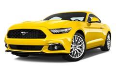 Ford Mustang - Coupé (2014 - heute) 2 Türen seitlich vorne mit Felge