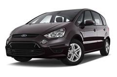Ford S-Max Trend Van (2006 - 2014) 5 Türen seitlich vorne mit Felge