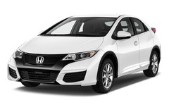 Honda Civic Comfort Kompaktklasse (2011 - 2015) 5 Türen seitlich vorne