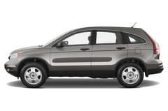 Honda CR-V S SUV (2006 - 2012) 5 Türen Seitenansicht