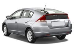 Honda Insight Comfort Kompaktklasse (2009 - 2013) 5 Türen seitlich hinten