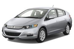 Honda Insight Comfort Kompaktklasse (2009 - 2013) 5 Türen seitlich vorne