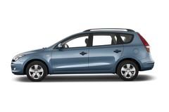 Hyundai i30 Classic Kombi (2007 - 2012) 5 Türen Seitenansicht