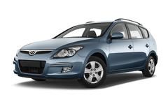 Hyundai i30 Classic Kombi (2007 - 2012) 5 Türen seitlich vorne mit Felge
