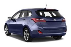 Hyundai i30 Style Kombi (2012 - heute) 5 Türen seitlich hinten