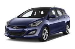 Hyundai i30 Style Kombi (2012 - heute) 5 Türen seitlich vorne