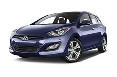Hyundai i30 Style Kombi (2012 - heute) 5 Türen seitlich vorne mit Felge
