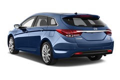 Hyundai i40 Style Kombi (2011 - heute) 5 Türen seitlich hinten
