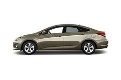 Hyundai i40 PREMIUM Limousine (2011 - heute) 4 Türen Seitenansicht
