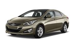 Hyundai i40 PREMIUM Limousine (2011 - heute) 4 Türen seitlich vorne