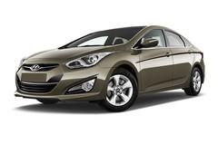 Hyundai i40 PREMIUM Limousine (2011 - heute) 4 Türen seitlich vorne mit Felge