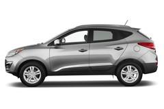 Hyundai ix35 Premium SUV (2010 - 2015) 5 Türen Seitenansicht