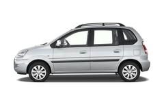 Hyundai Matrix - Van (2001 - 2010) 5 Türen Seitenansicht