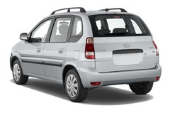 Hyundai Matrix - Van (2001 - 2010) 5 Türen seitlich hinten