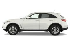 Infiniti FX GT Premium SUV (2009 - 2013) 5 Türen Seitenansicht