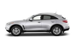 Infiniti QX70 - SUV (2013 - heute) 5 Türen Seitenansicht