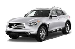 Infiniti QX70 - SUV (2013 - heute) 5 Türen seitlich vorne