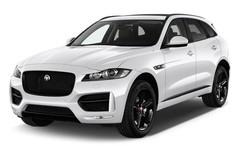 Jaguar F-Pace R-Sport SUV (2015 - heute) 5 Türen seitlich vorne