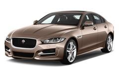 Jaguar XE R-Sport Limousine (2014 - heute) 4 Türen seitlich vorne