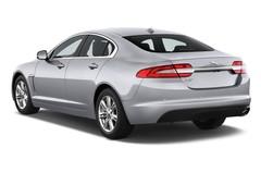 Jaguar XF 2.2 L Diesel Limousine (2015 - heute) 4 Türen seitlich hinten