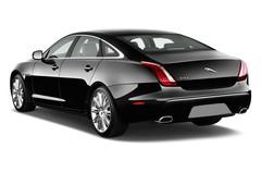 Jaguar XJ Supersport Limousine (2009 - heute) 4 Türen seitlich hinten