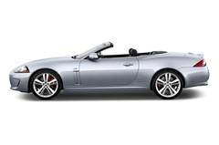 Jaguar XK R Cabrio (2006 - 2014) 2 Türen Seitenansicht