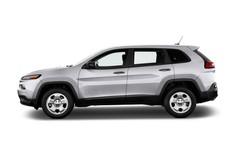Jeep Cherokee Longitude SUV (2013 - heute) 5 Türen Seitenansicht