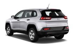 Jeep Cherokee Longitude SUV (2013 - heute) 5 Türen seitlich hinten