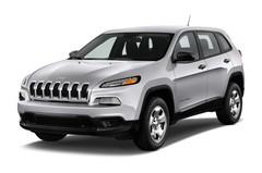 Jeep Cherokee Longitude SUV (2013 - heute) 5 Türen seitlich vorne