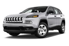 Jeep Cherokee Longitude SUV (2013 - heute) 5 Türen seitlich vorne mit Felge