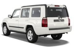 Jeep Commander Limited SUV (2006 - 2010) 5 Türen seitlich hinten