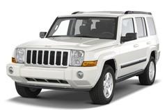 Jeep Commander Limited SUV (2006 - 2010) 5 Türen seitlich vorne