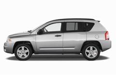 Jeep Compass Sport SUV (2007 - 2010) 5 Türen Seitenansicht
