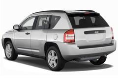 Jeep Compass Sport SUV (2007 - 2010) 5 Türen seitlich hinten