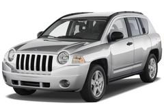 Jeep Compass Sport SUV (2007 - 2010) 5 Türen seitlich vorne