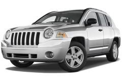 Jeep Compass Sport SUV (2007 - 2010) 5 Türen seitlich vorne mit Felge